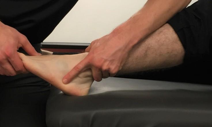 ankle assessment